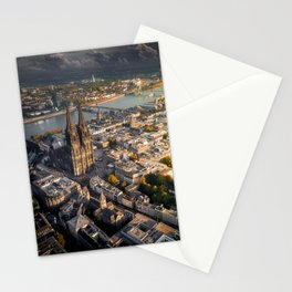 Fall upon Cologne Stationery Cards