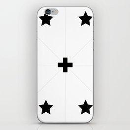 star iPhone Skin