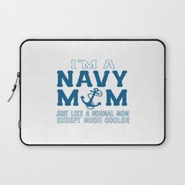 I'M A NAVY MOM Laptop Sleeve