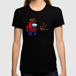 Among Us Freddy T-shirt