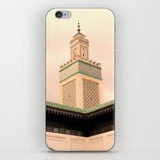Grande Mosquee de Paris  iPhone & iPod Skin