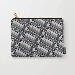 NES PIXEL PATTERN Carry-All Pouch