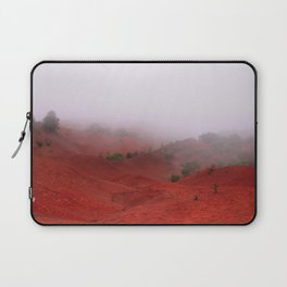 Red Land Laptop Sleeve