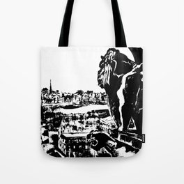 Quasimodo 2 Tote Bag