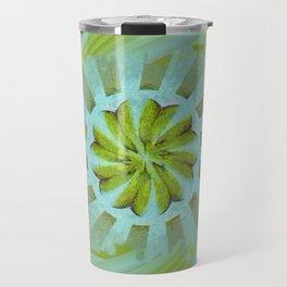Tronk Peeled Flower  ID:16165-022118-01940 Travel Mug