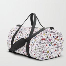 The Brain Number Three Duffle Bag