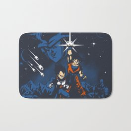 Dragon Ball Bath Mat