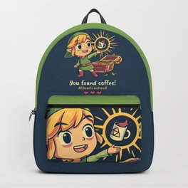 The Legendary Coffee Backpack