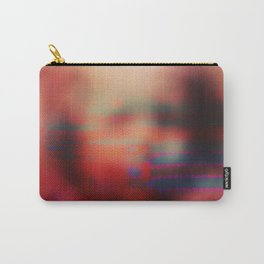 Ghost Glitch Carry-All Pouch