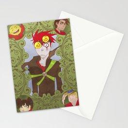 Xiaolin Showdown Stationery Cards