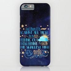 These Broken Stars - Smile Slim Case iPhone 6
