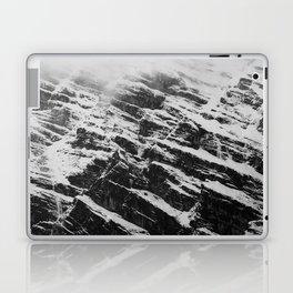 mountain wall Laptop & iPad Skin