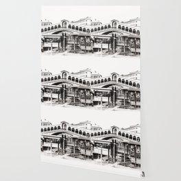 Ponte di Rialto (Rialto Bridge) Wallpaper