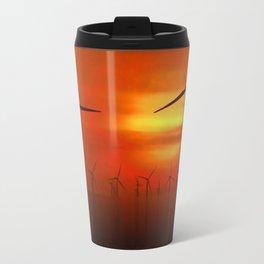 Clean Power (Digital Art) Travel Mug