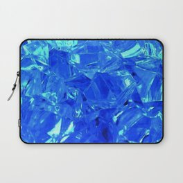 Ice Crystals Laptop Sleeve