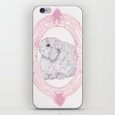 Cameo Bunny iPhone & iPod Skin