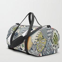 gothic shields Duffle Bag
