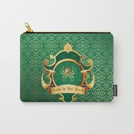 Medieval Fantasy | Ours is the truth Carry-All Pouch