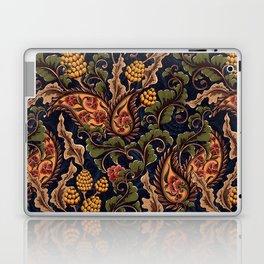Vintage & Shabby Chic - William Morris Midnight Botanical Garden  Laptop & iPad Skin