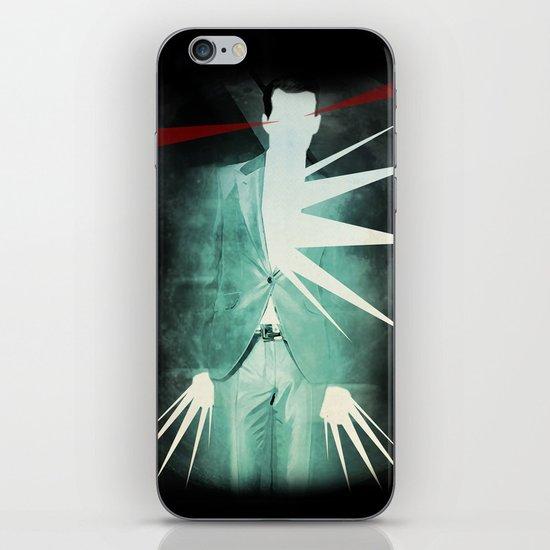 light suit iPhone & iPod Skin