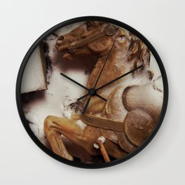 Winter Carnival Wall Clock