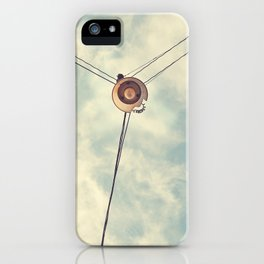 Old Lamp iPhone Case