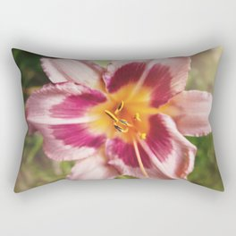 Daylily Rectangular Pillow