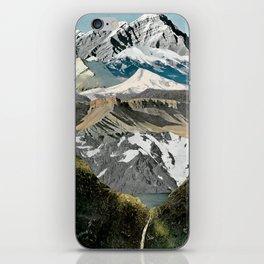 Sextuplet Peaks iPhone Skin