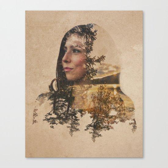 Take Me Away Canvas Print