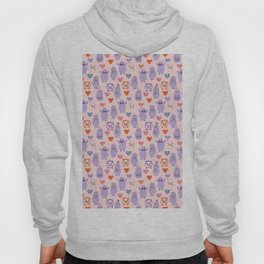 Funny monsters Hoody