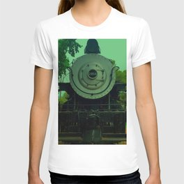 Bakersfield Train 2914.3 T-shirt