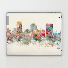 wichita kansas skyline Laptop & iPad Skin