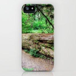 Fallen Giant iPhone Case