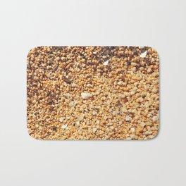 Sand Texture Bath Mat