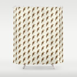 Laughing Kookaburra | Pattern Shower Curtain