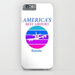 Best Airport: Kenosha   iPhone Case
