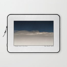 Up There ! Laptop Sleeve