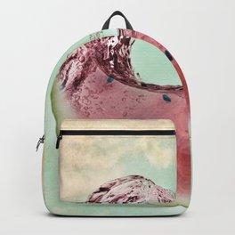 watermelon goldfish 02 Backpack