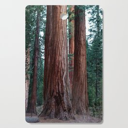 The Word For World Is Forest Cutting Board