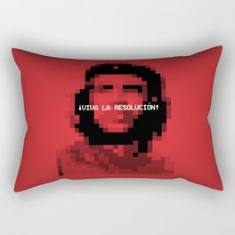 Viva la Resolución! Rectangular Pillow