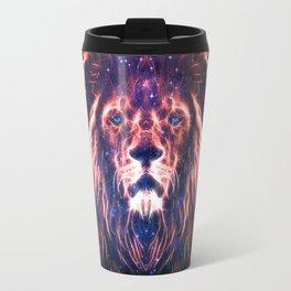 GLOWING LION Travel Mug