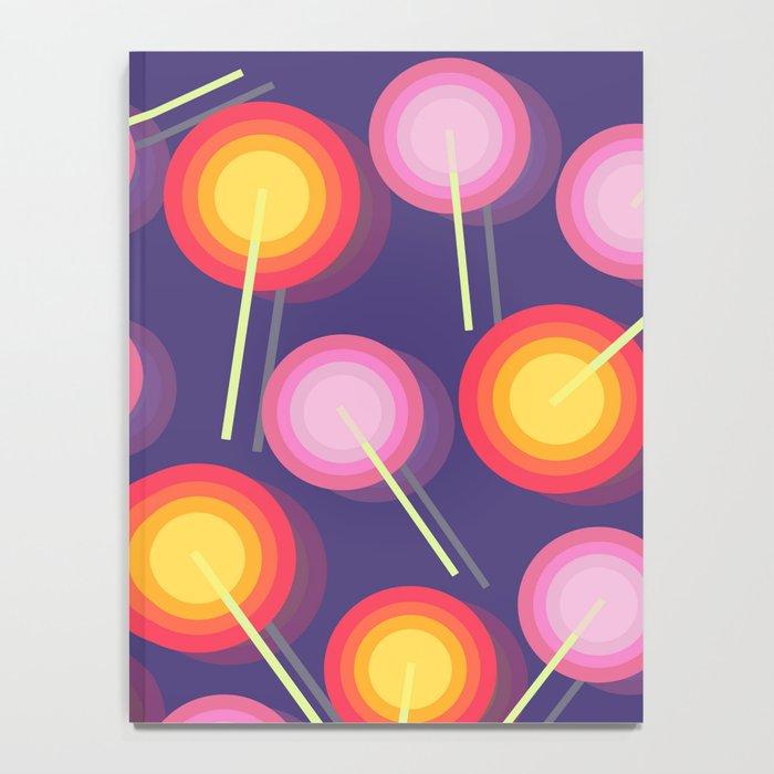 Lollipops Notebook