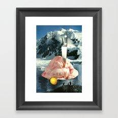 alterne 2 Framed Art Print