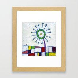 Colour Me Happy 2 Framed Art Print