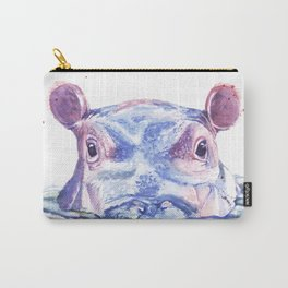 Happy Hippo Fiona Carry-All Pouch