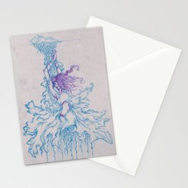 Goddess of War Stationery Cards