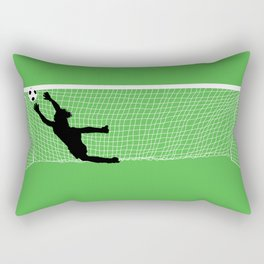 Leaping Keeper Rectangular Pillow