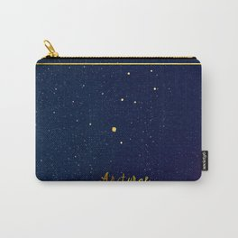 Warden star sign ( The Bone Season) Carry-All Pouch