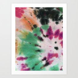 Festival Explosion Art Print