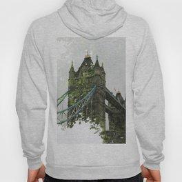 Tower Bridge in London Hoody